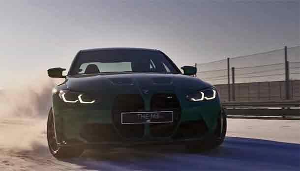 Nuova BMW M3 2021