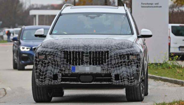 Nuova BMW X7 2022
