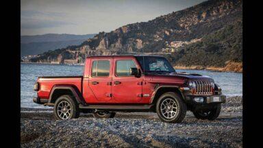 Nuova Jeep Gladiator