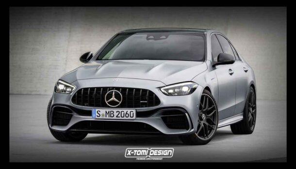 Nuova Mercedes AMG C63