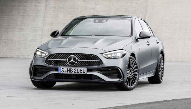 Nuova Mercedes Classe C