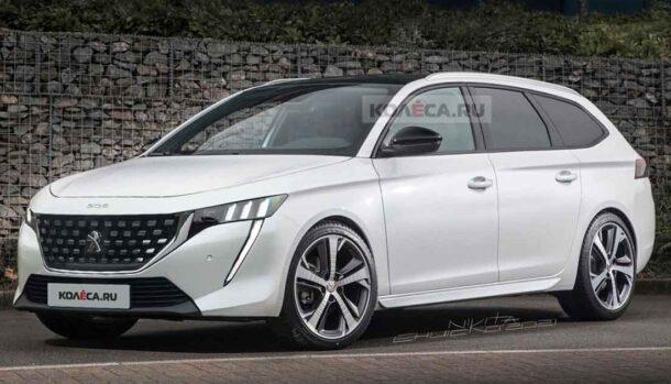 Nuova Peugeot 308 2022