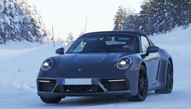 Nuova Porsche 911 GTS