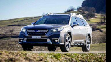 Subaru Outback MY21
