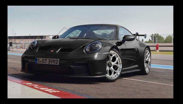 Nuova Porsche 911 GT3 - Cerchi HRE Performance Wheels