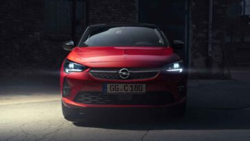 Opel Corsa - Fari LED IntelliLux