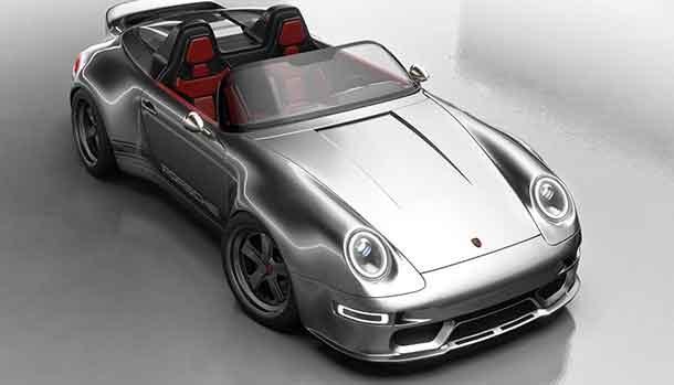 Porsche 993 Speedster Remastered by Gunther Werks