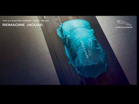 Reimagine - Jaguar Land Rover
