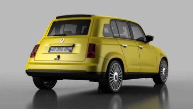 Renault 4 EV