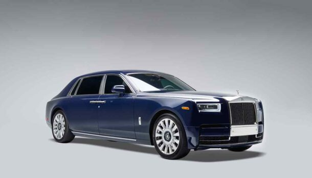Rolls-Royce Koa Phantom 2021