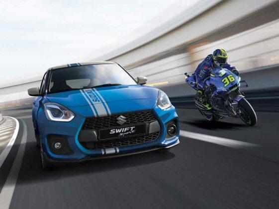 Suzuki Swift Sport Hybrid World Champion Edition