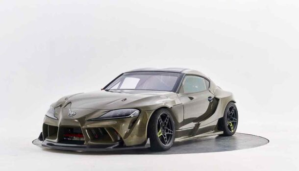 Toyota Supra by HGK Racing Team