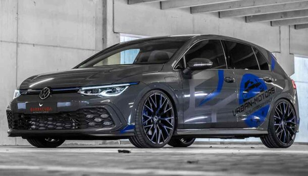 Volkswagen Golf GTE by Urban Motors