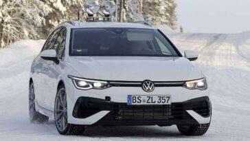 Volkswagen Golf R Variant 2022