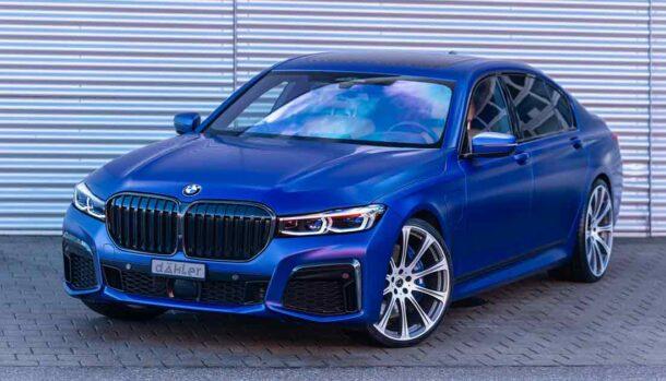 BMW 745LE xDrive