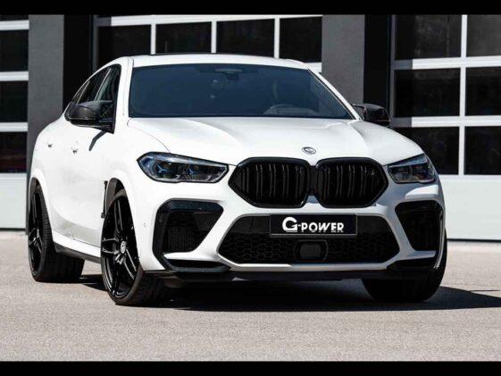 BMW X6 M Competition by G-Power