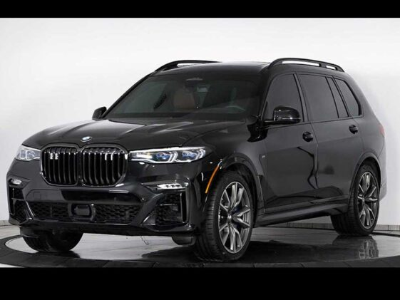 BMW X7 by Inkas