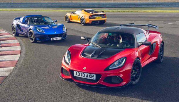 Lotus Elise Final Edition - Exige Final Edition