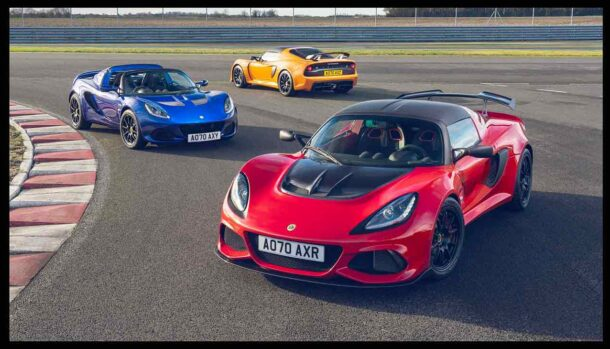 Lotus Elise Final Edition - Exige Final Edition