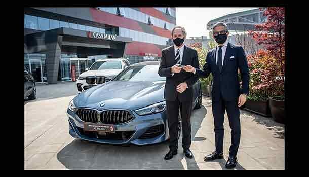 AC Milan e BMW Italia
