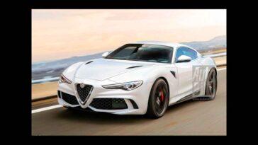 Alfa Romeo 8C 2021