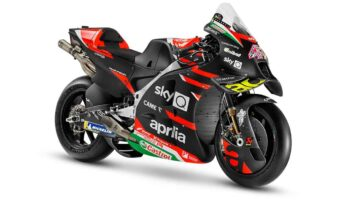 Aprilia Racing Team Gresini - Presentata la nuova RS-GP