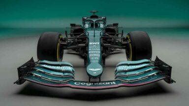 Aston Martin Cognizant Formula One Team AMR21