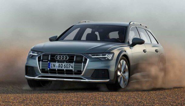 Audi A6 allroad quattro 2021