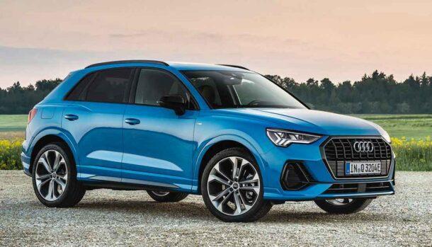 Audi Q3 2021