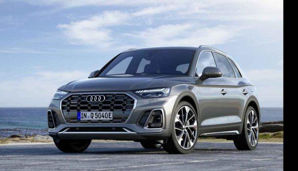 Audi Q5 TFSI e quattro S tronic