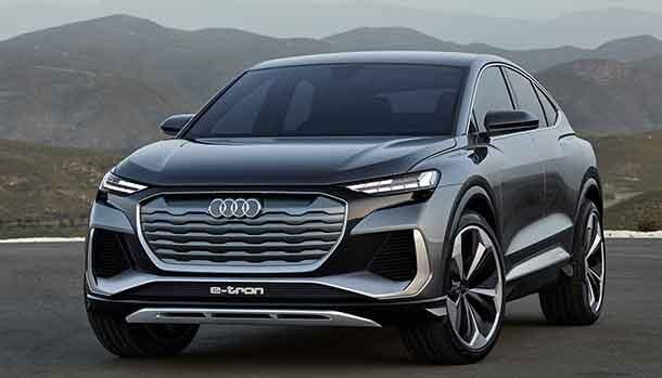 Audi Sportback Design