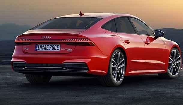Audi A7 Sportback PHEV
