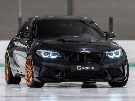 BMW M2 by G-Power