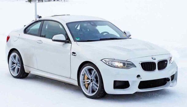 Nuova BMW M2 2022