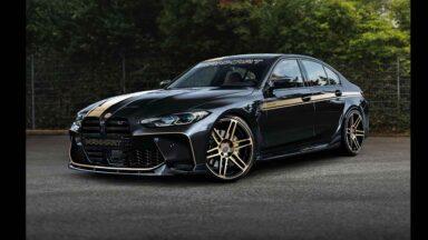 Nuova BMW M3 by Manhart