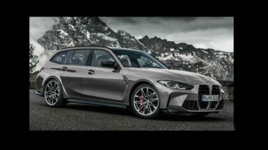 BMW M3 Touring 2022