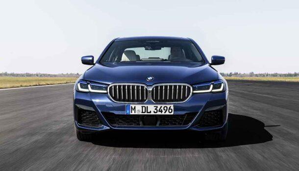BMW Serie 5 2021