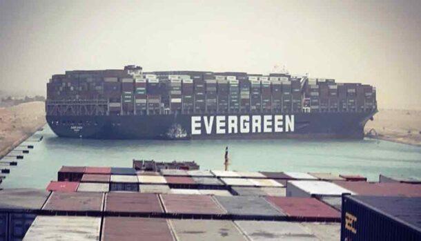 Canale di Suez - Ever Given