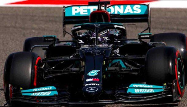 F1 - Bahrain -Lewis Hamilton-1