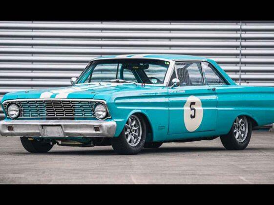 Ford Falcon 1964 - Rowan Atkinson