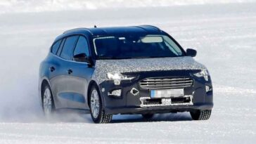 Ford Focus Active 2022