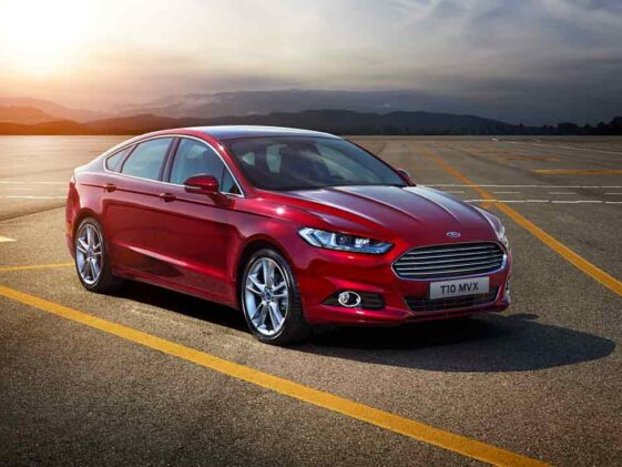 Ford Mondeo 2022