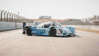 Hyundai Forze Hydrogen Racing
