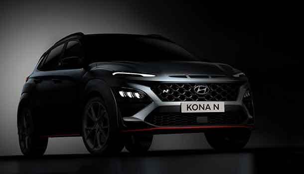 Hyundai Kona N 2022