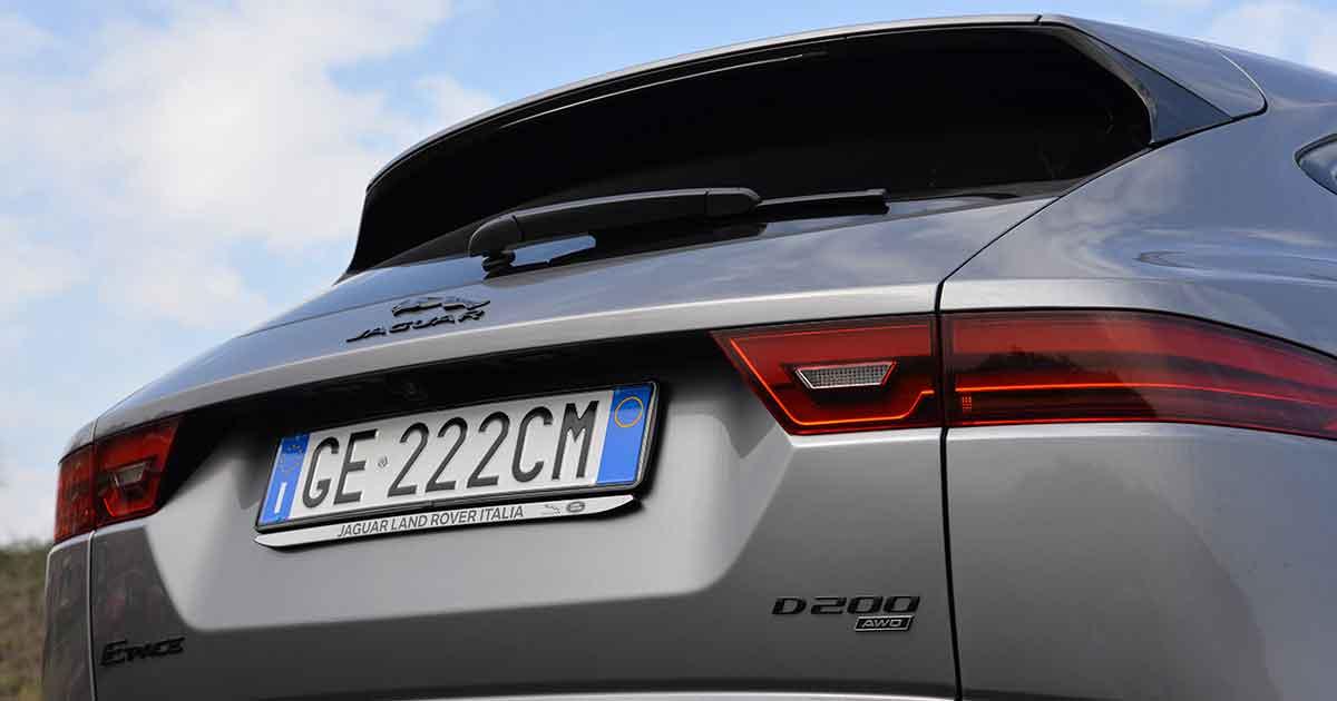 Jaguar E-Pace 2021 D200 R-Dynamic S AWD - Prova su strada