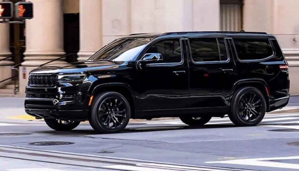 Jeep Grand Wagoner Obsidian 2022
