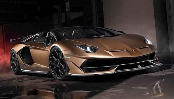 Lamborghini V12