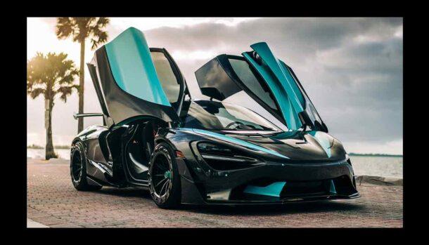 McLaren 720S by 1016 Industries