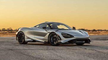 McLaren 765LT by Hennessey Performance