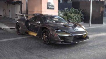 McLaren Senna Full Carbon